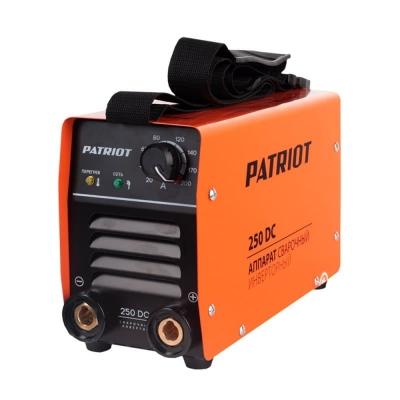 Аппарат сварочный PATRIOT 250DC MMA