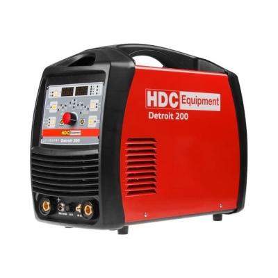 Аппарат аргонодуговой сварки HDC Detroit 200 (TIG AC/DC - MMA)