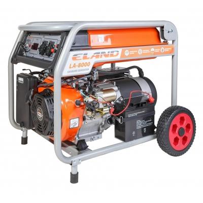 Eland LA8000 бензиновый генератор