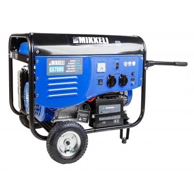 Mikkeli GX7500 бензиновый генератор