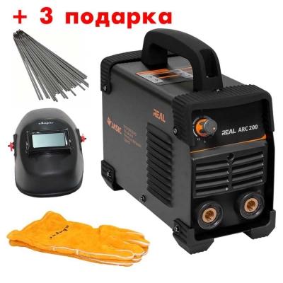 Инвертор сварочный Сварог REAL ARC 200 Black (Z238N)
