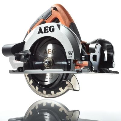 Пила циркулярная аккумуляторная AEG BKS 18-0
