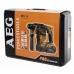Перфоратор аккумуляторный AEG BBH 18 LI-402C