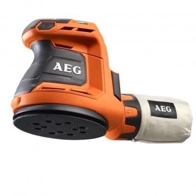 Шлифмашина эксцентриковая аккумуляторная AEG BEX 18-125 - 0