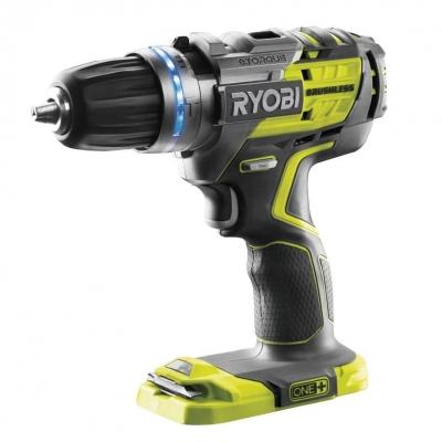 ONE+/ Шуруповерт аккумуляторный ударный RYOBI R18 PDBL-0