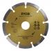 Углошлифмашина Ryobi EAG 950 RBDF ( + алмазный диск )
