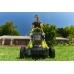 ONE+ / Электрическая газонокосилка гибридная Ryobi OLM 1834H