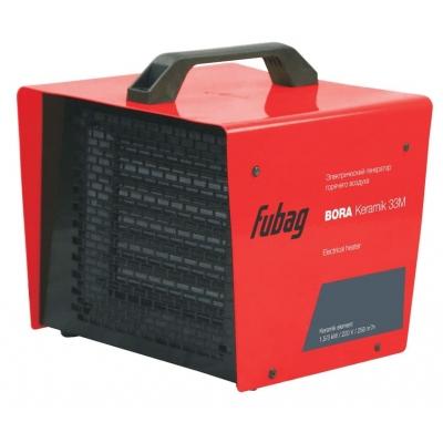 Нагреватель воздуха электрический FUBAG BORA Keramik 33 M
